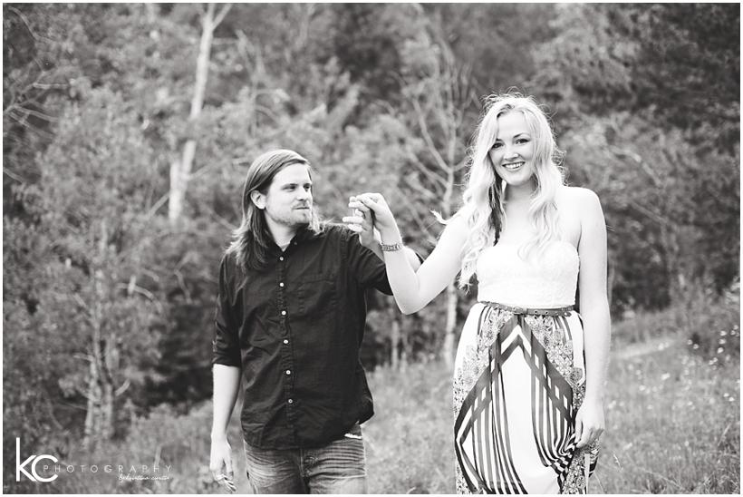 Jessica & Spencer | Utah Engagement Photographer