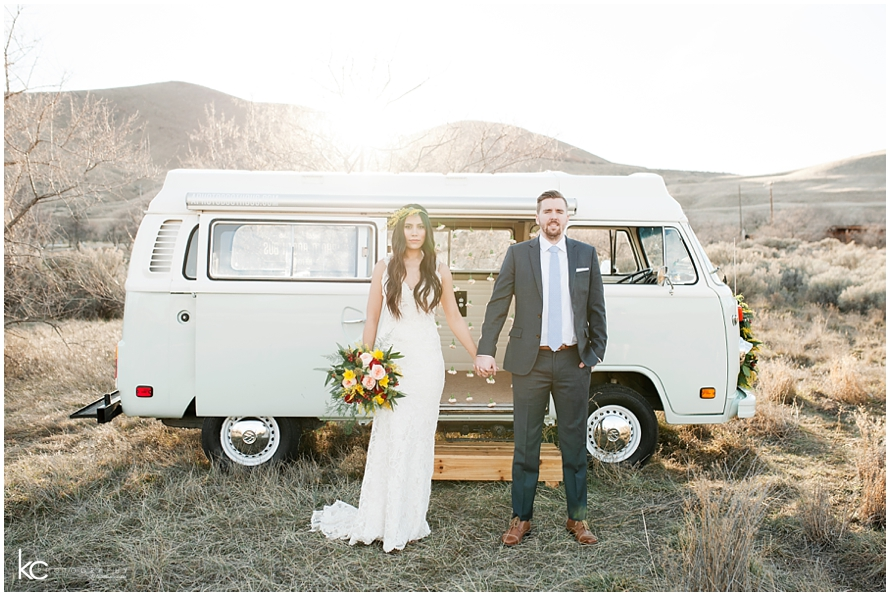 Bohemian Inspired Wedding | Utah Wedding Photographer