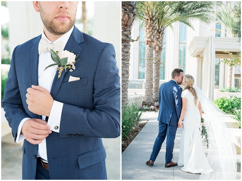 Paradise Valley Wedding Gilbert Temple www.kristinacurtisphotography.com
