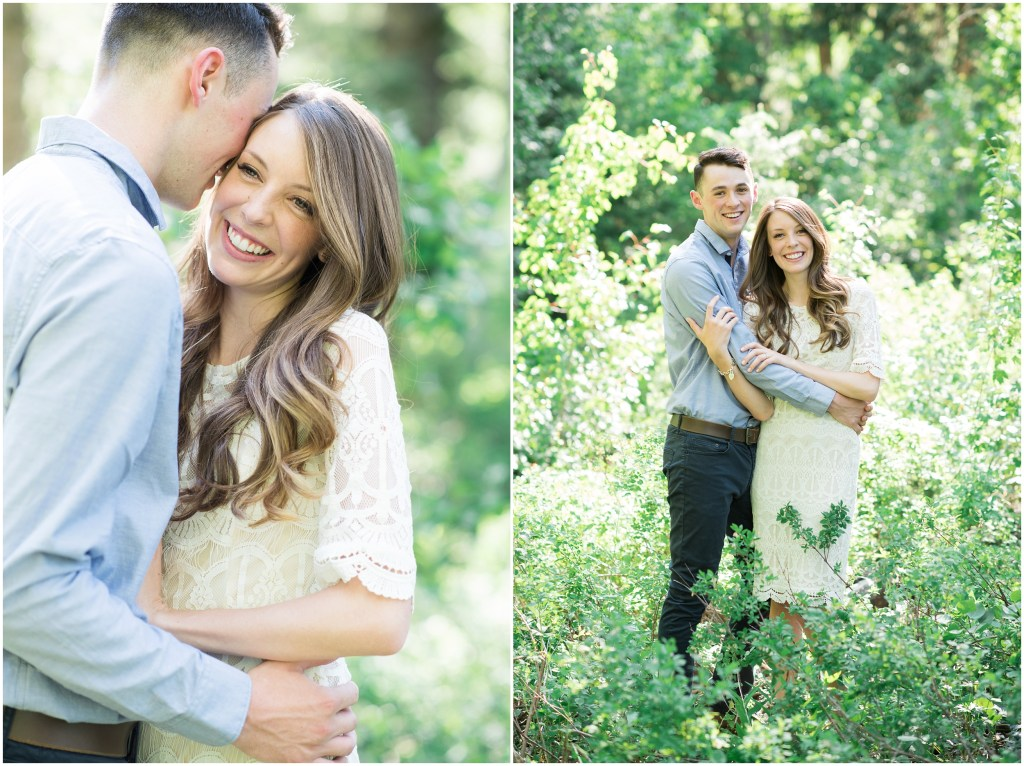 Mountainside Engagements | Kristina Curtis Photography