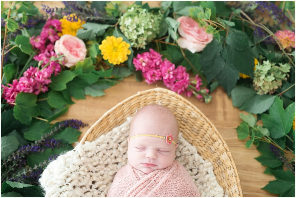 Newborn Lifestyle Session | Kristina Curtis Photography