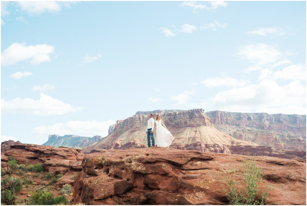 Moab Destination Wedding | Kristina Curtis Photography
