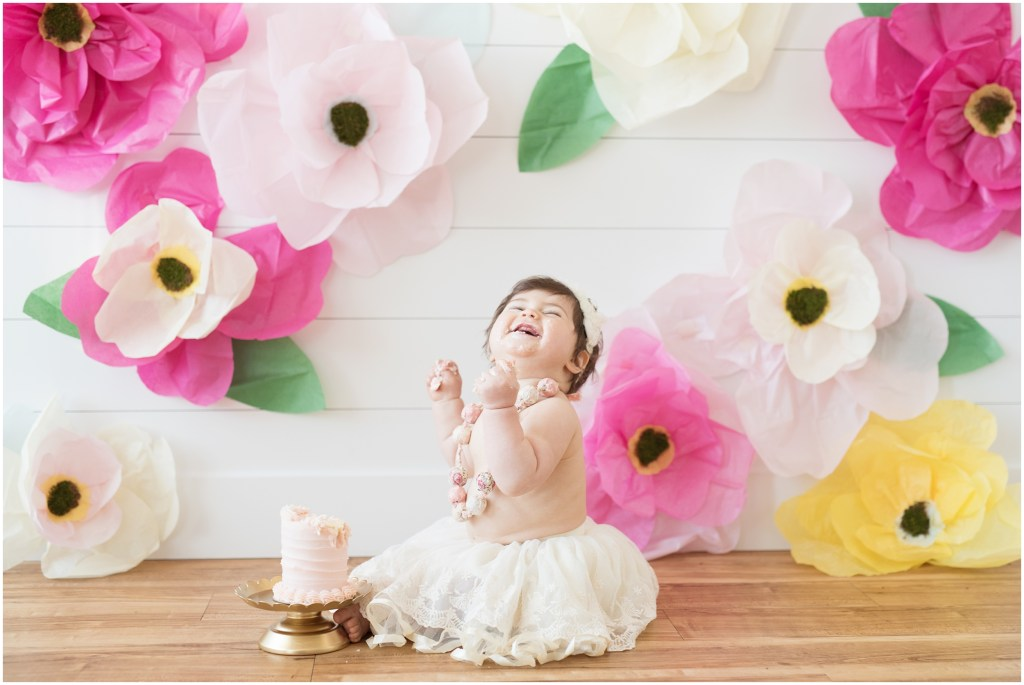 First Year Photo Session | Kristina Curtis Photography