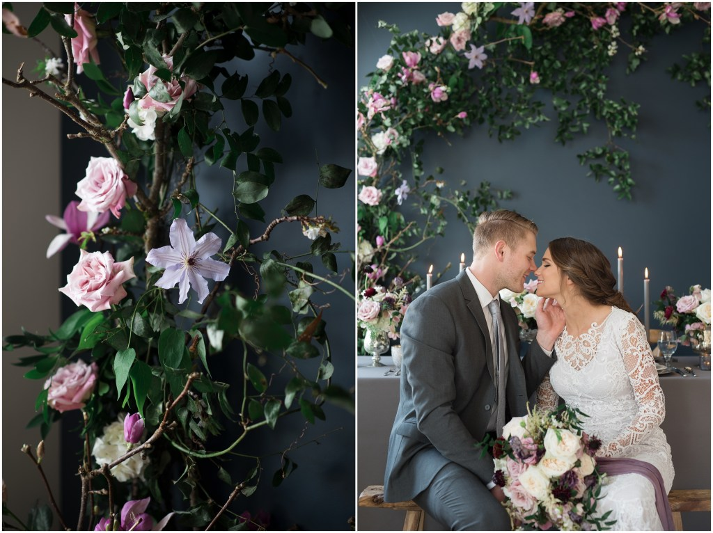Moody Spring Utah Wedding | Kristina Curtis Photography