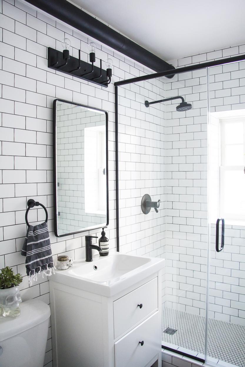 title | Small White Bathroom Ideas