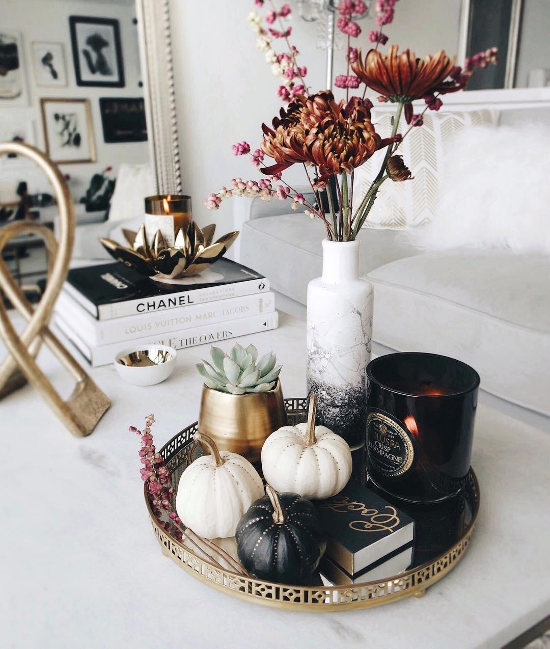 Friday Favourites  Fall Home Decor Updates  Kristina Lynne