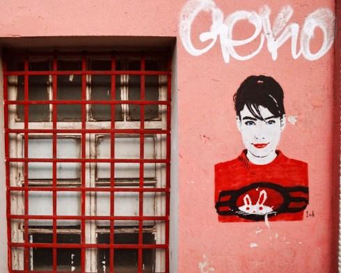 Savamala belgrade mural