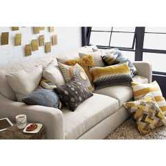 Crate And Barrel Verano Sofa Studio Crows Nest Sydney How Many Throw Pillows Is Too Many? | Kristina Wolf