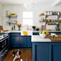 Kitchen Cabinet Color Mason Jar Lights Choosing The Perfect Kristina Wolf Design