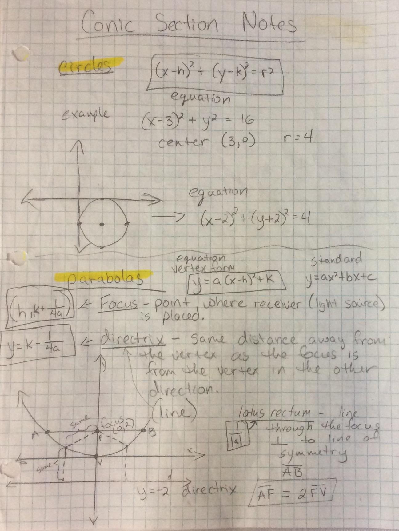 Math 2 Mod 8