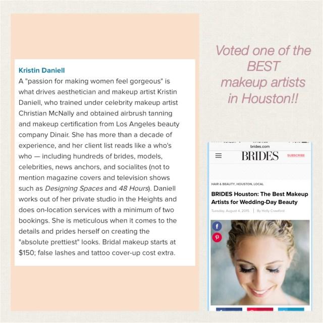 professional makeup artist | houston texas | kristin daniell