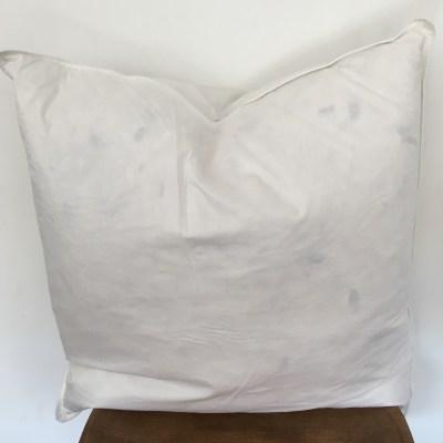 22x22 Pillow Insert Inspiration Featherdown Pillow Inserts 60x60 Kristin Dion Design