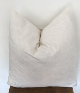 pillow insert (20x20)