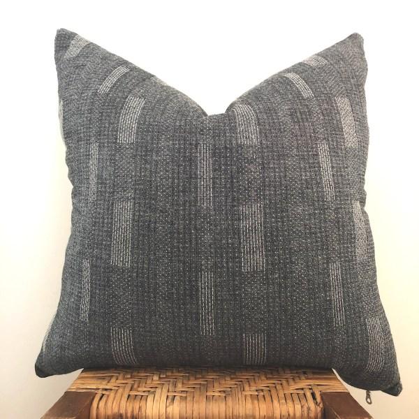 vintage hmong pillow