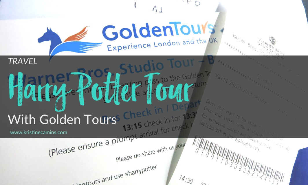 Harry Potter Tour with Golden Tours