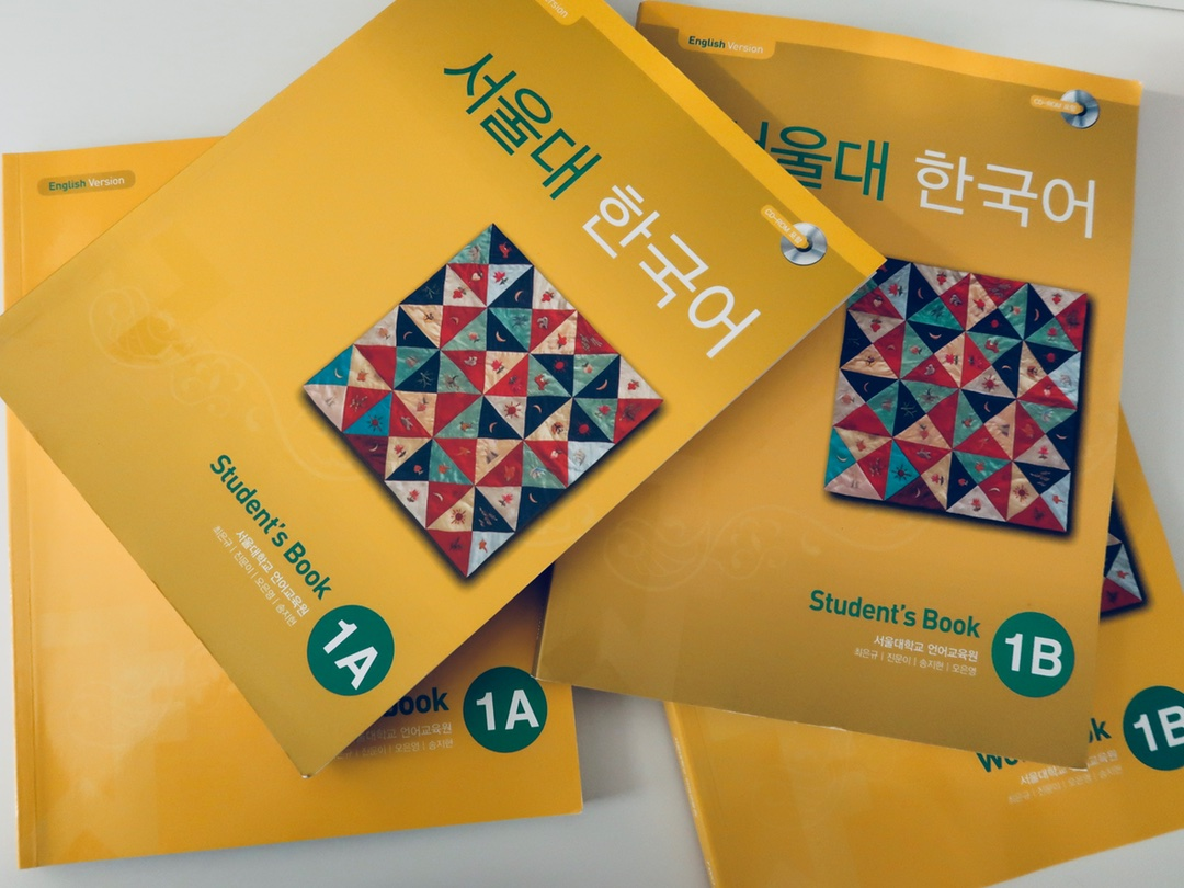 Korean Language Learning Book