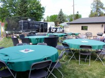 The Back Yard - Poker Themed Party