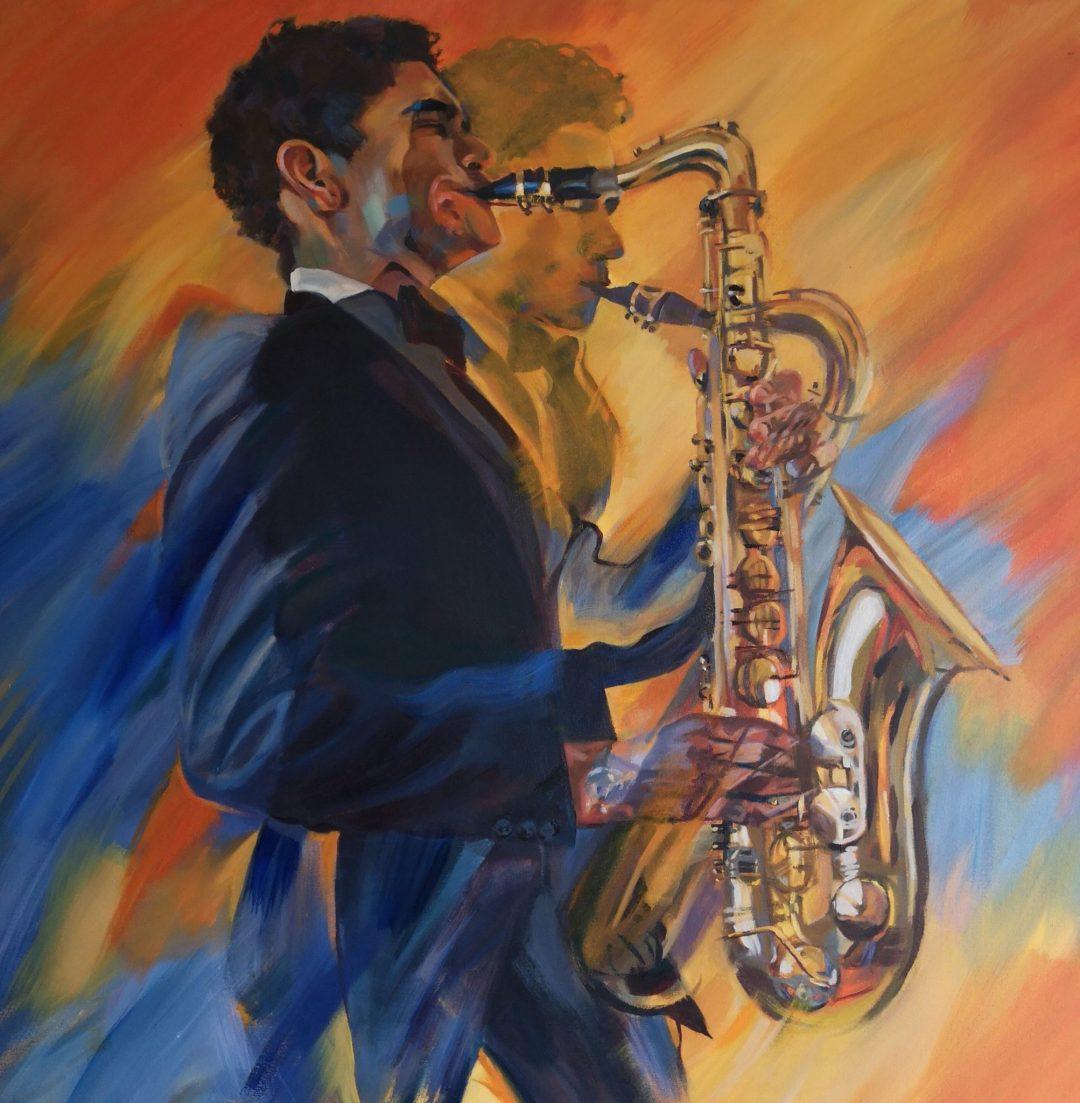 Al – The Saxophone Player