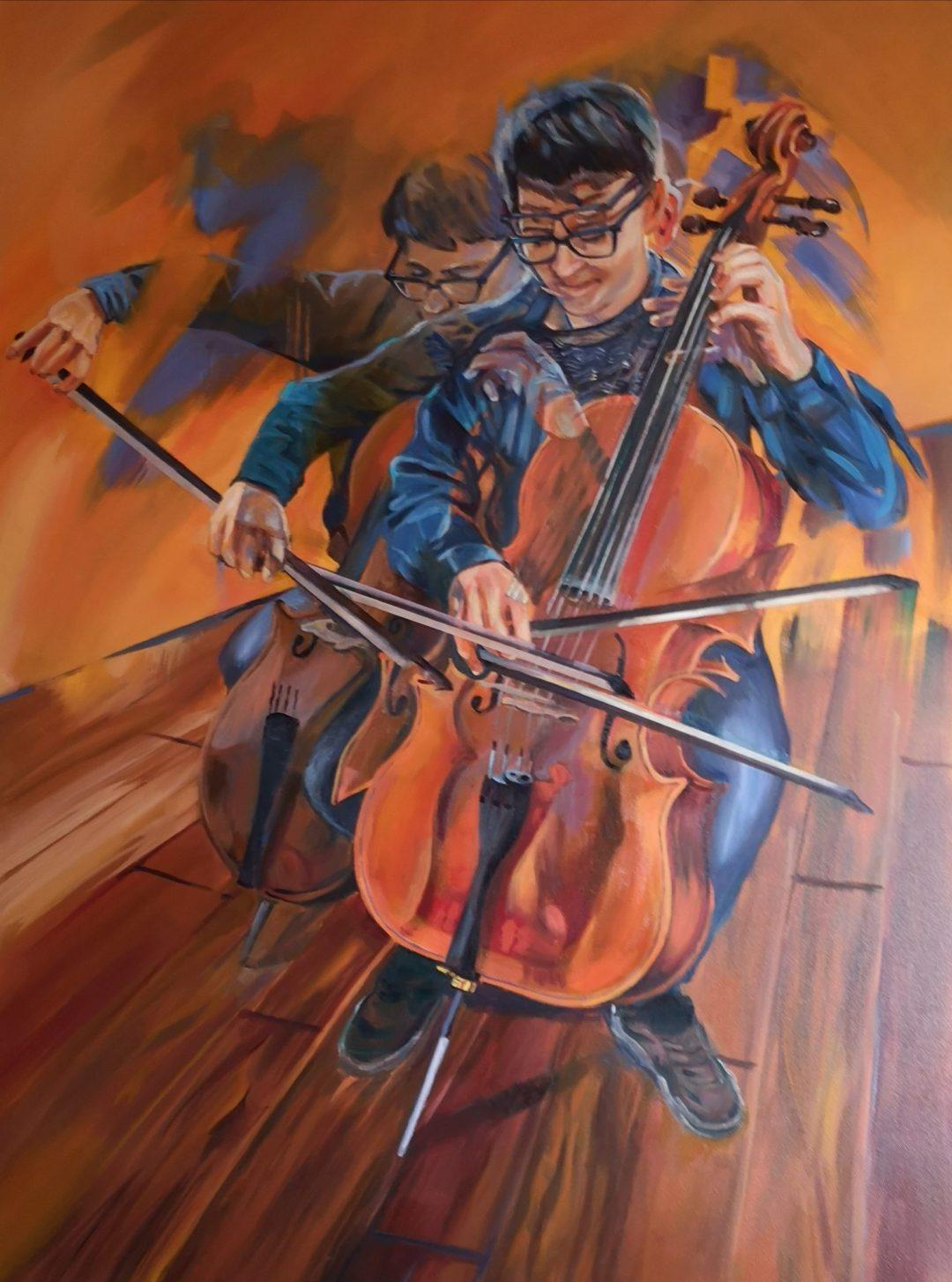Ben – The Cellist
