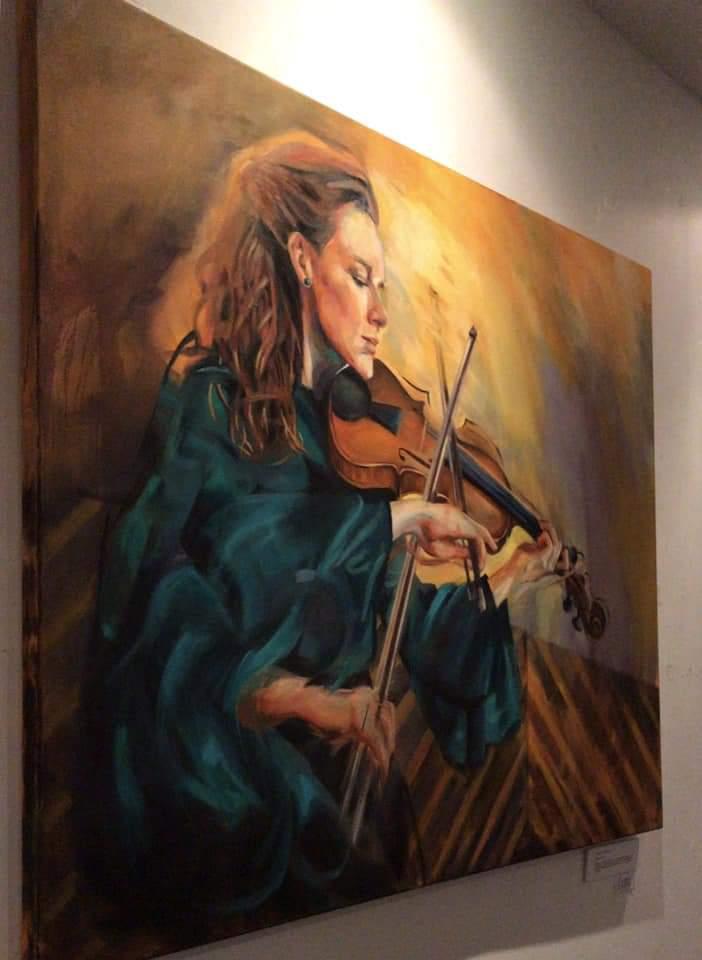 Rhiannon - The Folk Musician