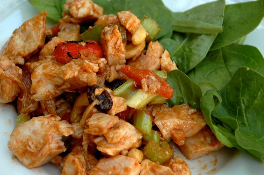 Curried Chicken Salad kristinschell.com