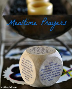 Mealtime Prayers WM