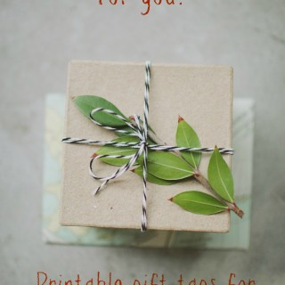 31 Days: Gift Giving