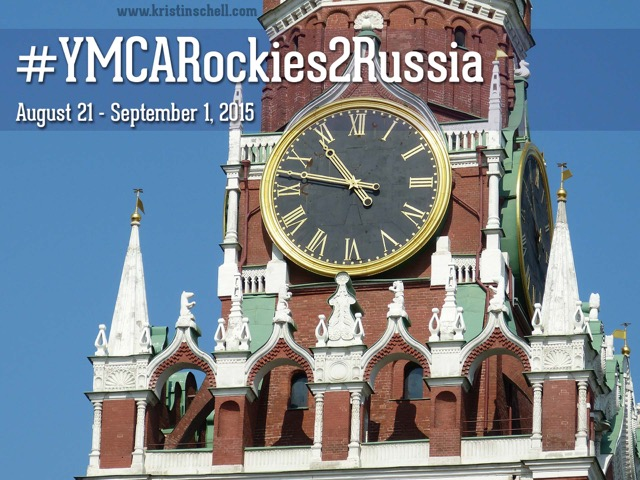 YMCA of the Rockies Partnership with YMCA of Russia