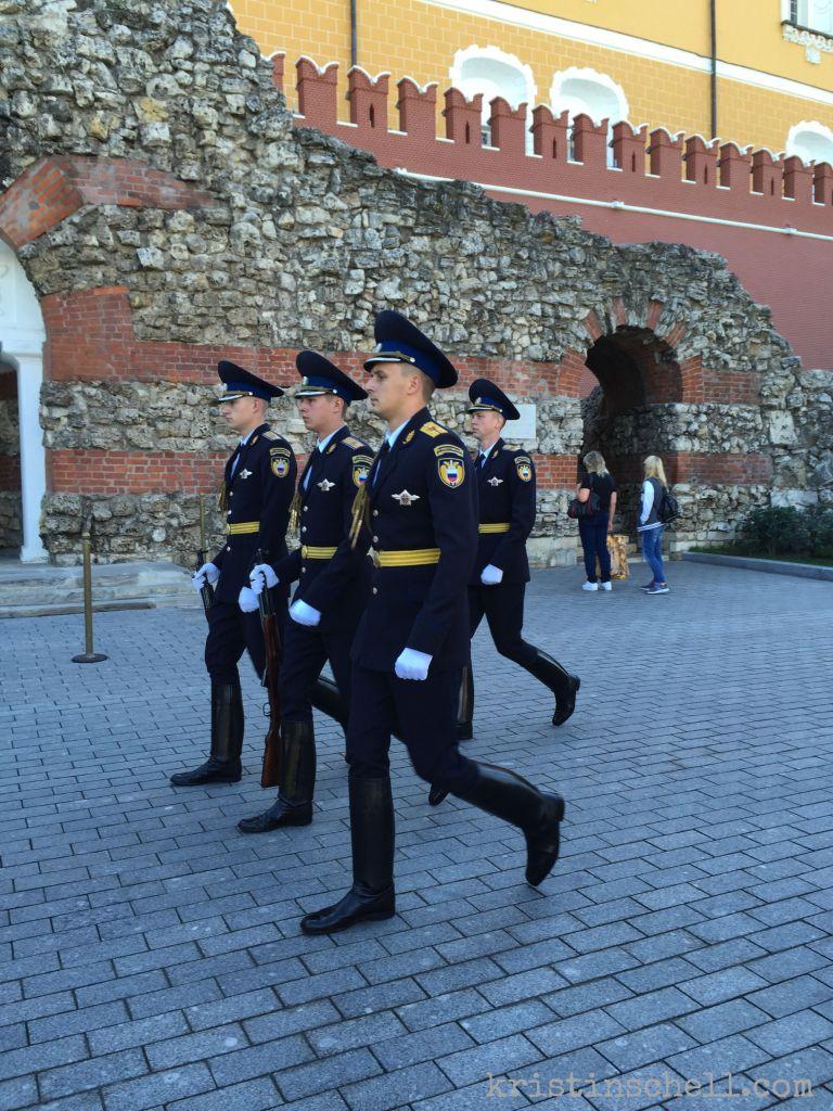 Original Kremlin Wall   kristinschell.com