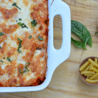 Keep it Simple: Baked Ziti Casserole Recipe