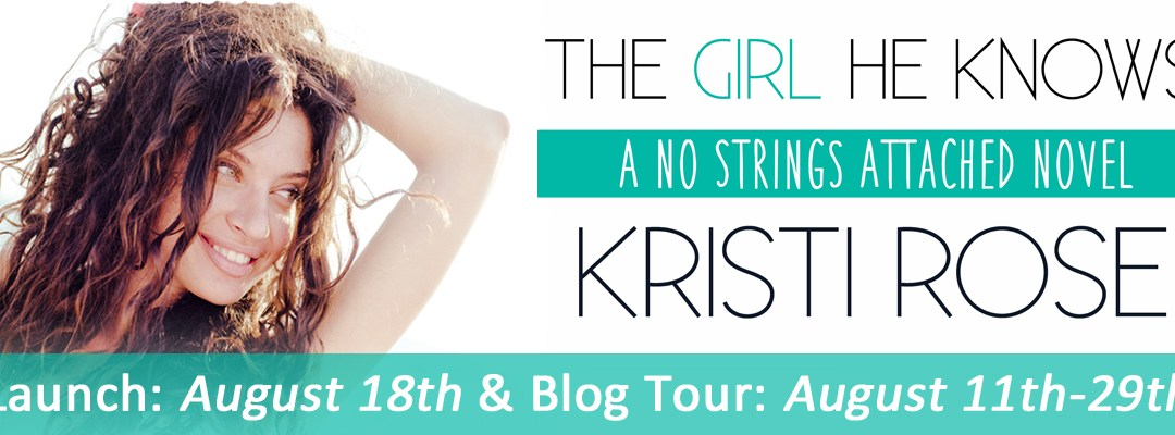 Blog Tour Schedule for The Girl He Knows