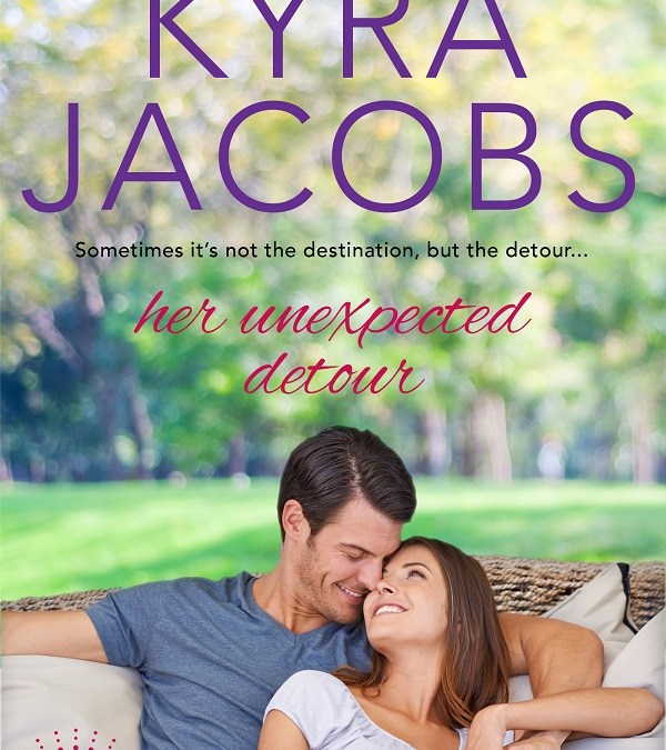 The writer's journey, Kyra Jacobs, and her new release.