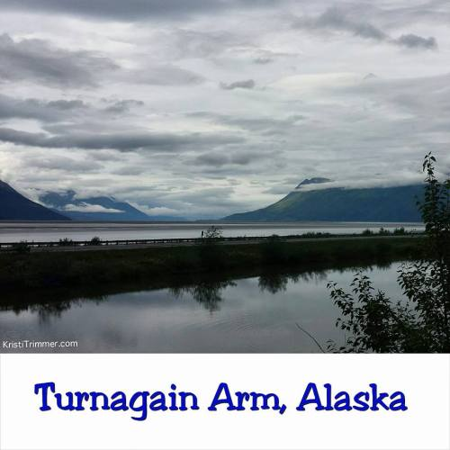 Turnagain Arm - Blue