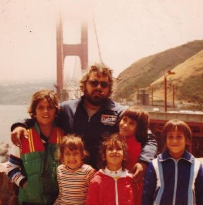 The Family at Golden Gate