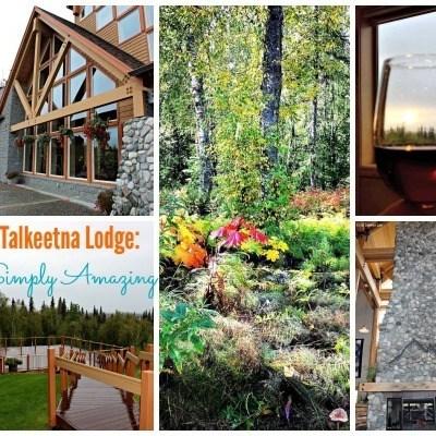 Talkeetna Alaskan Lodge: Simply Amazing