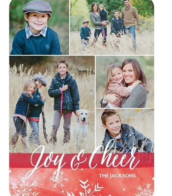 Christmas Cards the Easy Way