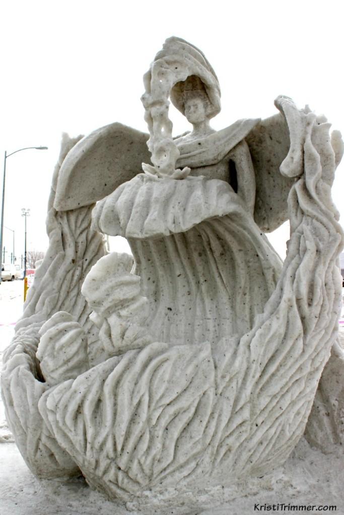 Fur Rondy_Snow Goddess