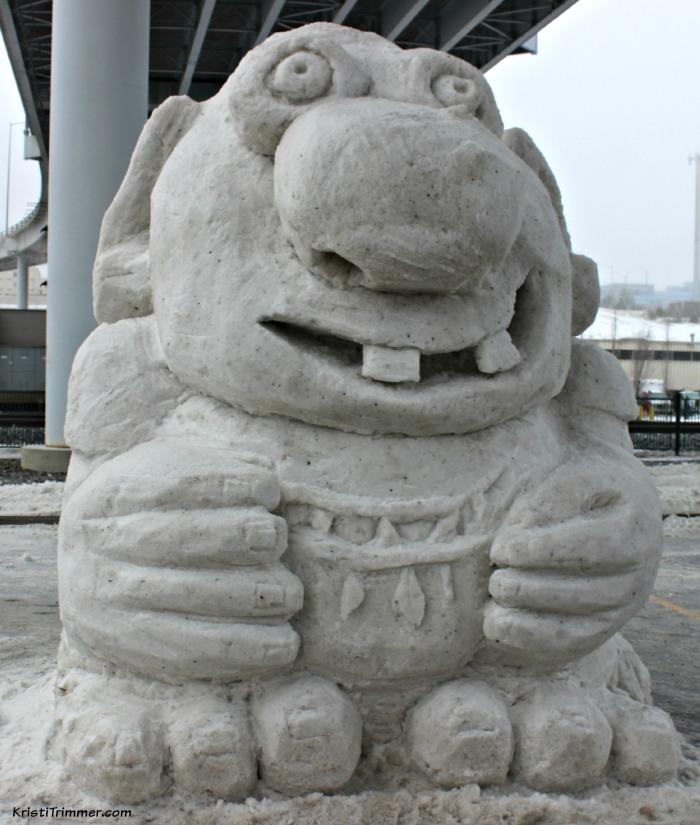 Fur Rondy_Snow Ogre