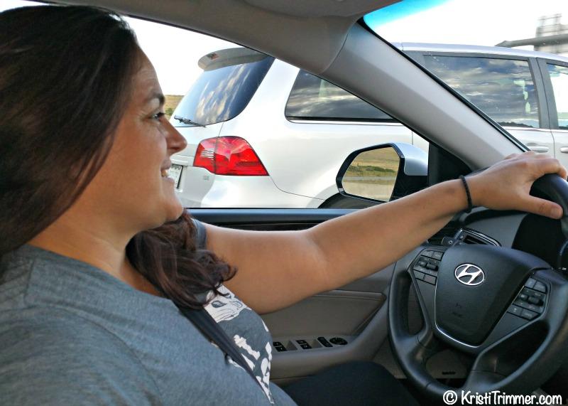 Hyudai Sonata Review_Driving