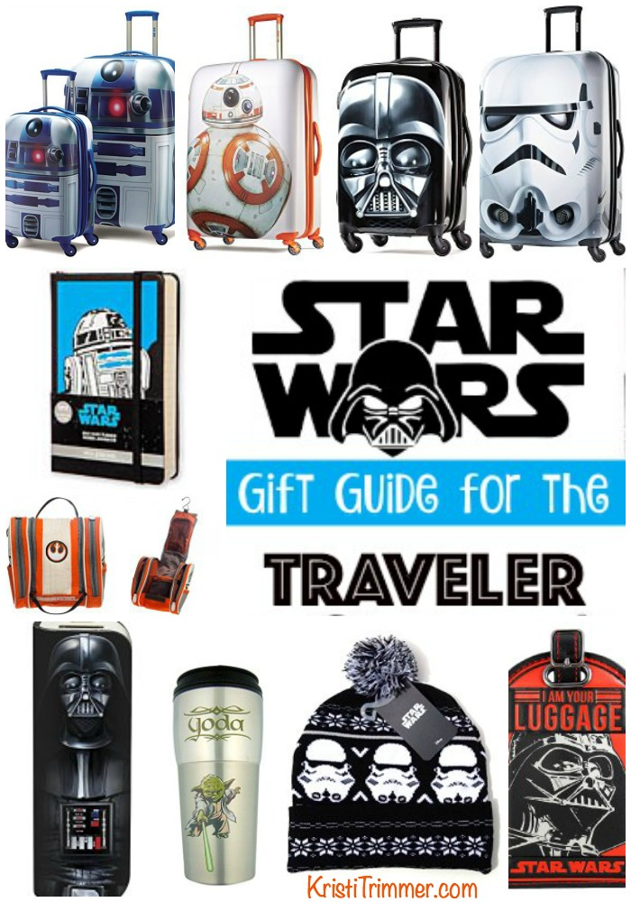 Star Wars Gift Guide for the Traveler
