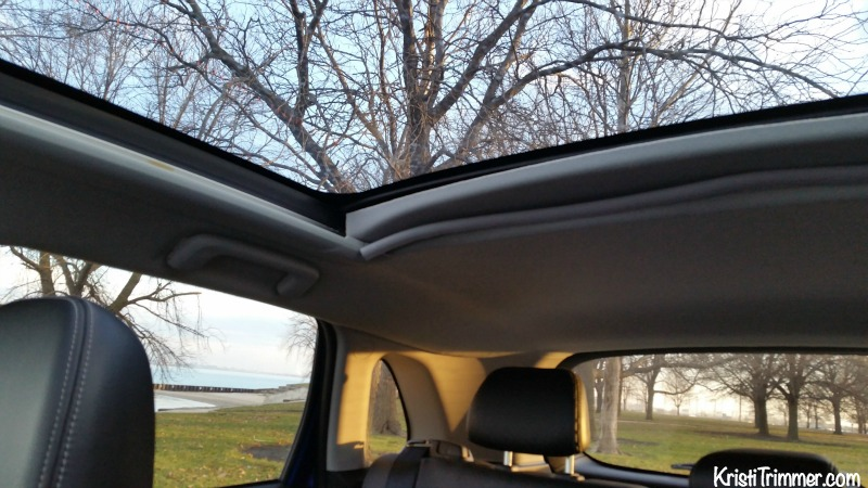 Outlander Sunroof