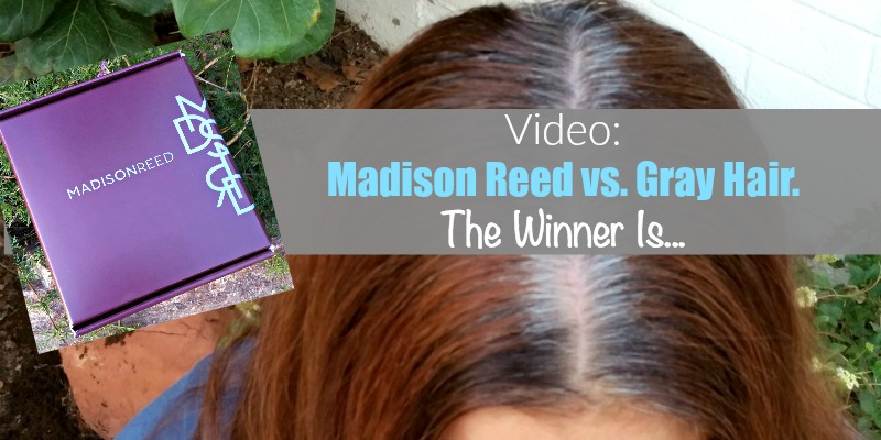 Video- Madison Reed vs. Gray Hair. The Winner Is FB