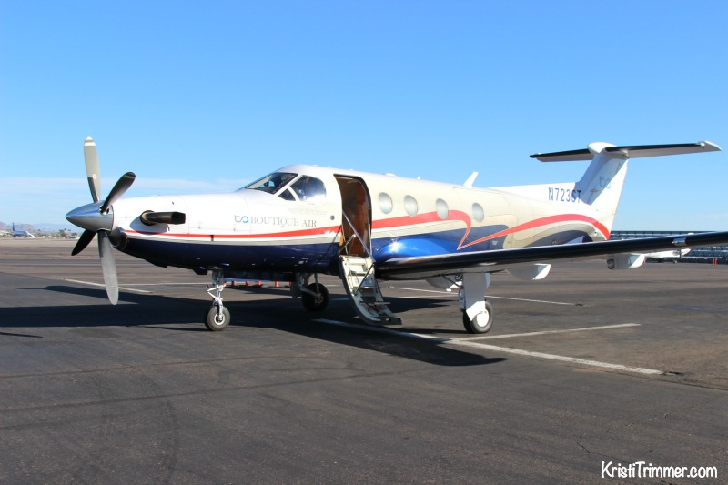 Boutique Private Airplane 1