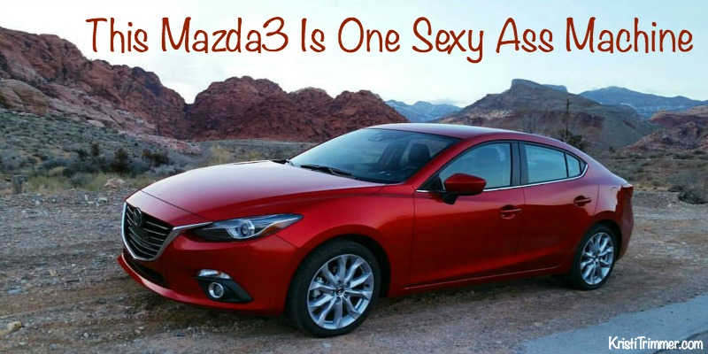 This Mazda3 Is One Sexy Ass Machine FB
