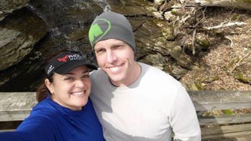 Trevor & Kristi Clifty Falls