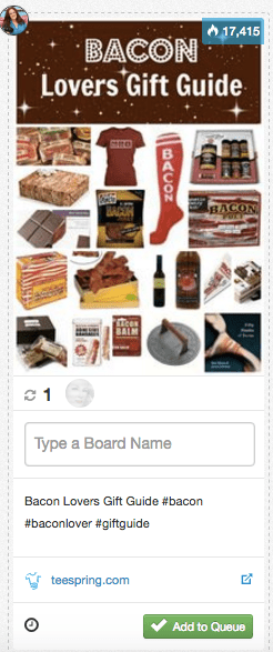 bacon gift ideas