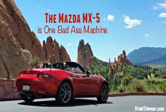 The Mazda MX-5 is One Bad Ass Machine