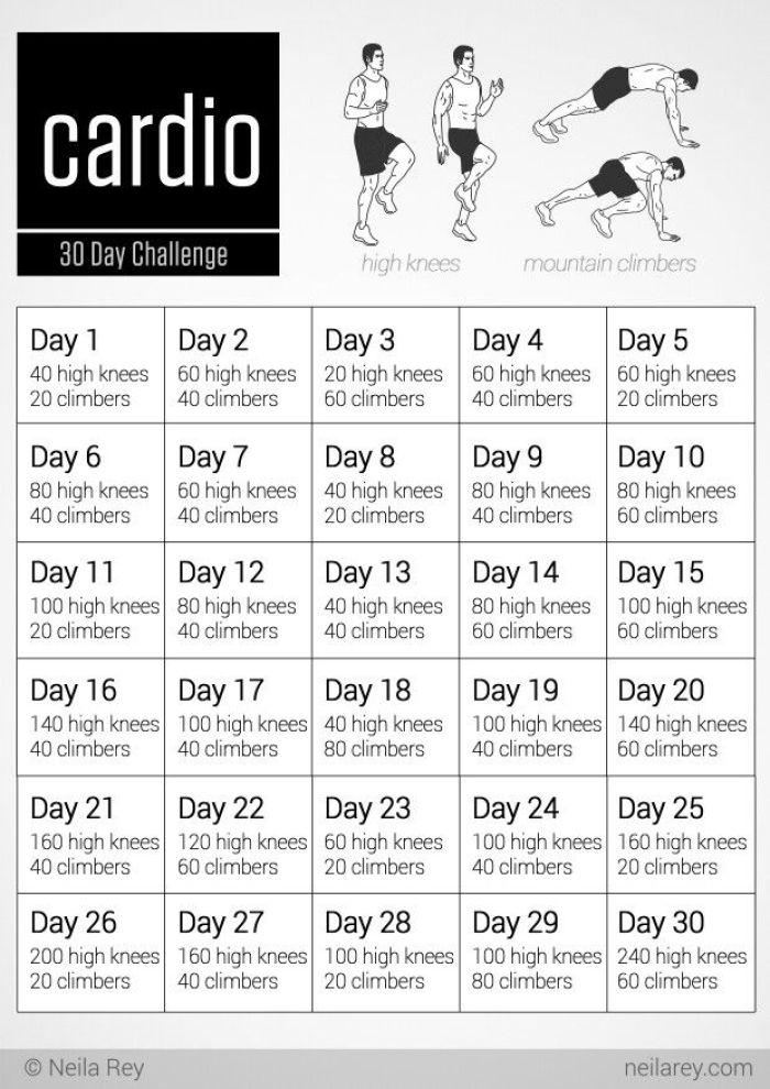 30 Day Cardio Challenge #30dayfitnesschallenge #cardiochallenge #30daychallenge