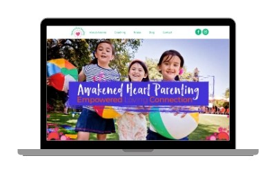 Awakened Heart Parenting