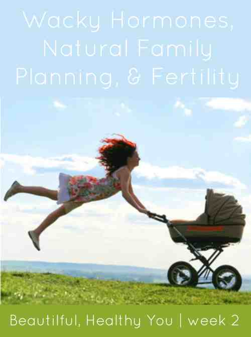 Wacky Hormones, Natural Family Planning & Fertility   Little Natural Cottage